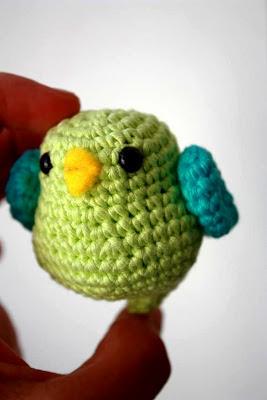 Amigurumi How To Read Pattern : BIRDS OF A FEATHER AMIGURUMI CROCHET Only New Crochet ...