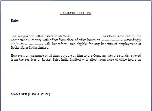no objection letter format for employee Free Online Form Templates
