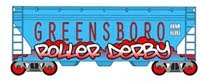 The Green Bean is a proud sponsor of the Greensboro Roller Derby!!!