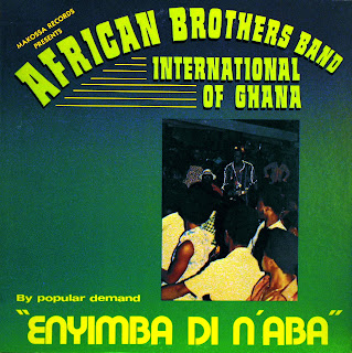 African Brothers Band International of Ghana -Enyimba di N\'aba, Makossa Records
