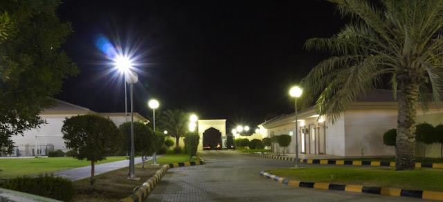 United Beach Camp in Al-Jubail, Saudi Arabia