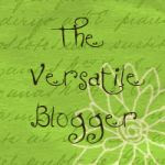 Versitile Blogger Award