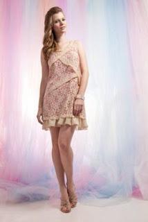 imagens e fotos de vestidos românticos