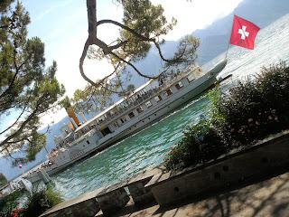 Lisa More:vida na Suíça.