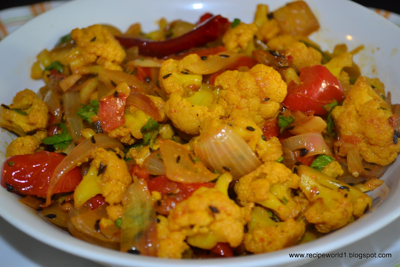 Indian recipes kerala recipes kerala cooking cooking recipes cauliflower masala curry dry forumfinder Image collections