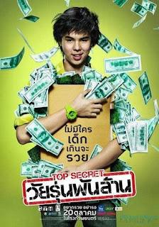 Phim Thiếu Niên Bạc Tỷ - Top Secret 2011 [Vietsub] Online