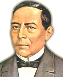 Dibujo de Benito Juárez