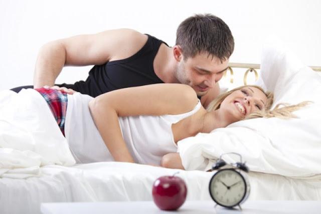 Waktu Yang Tepat Untuk Anda Bercinta Dengan Pasangan