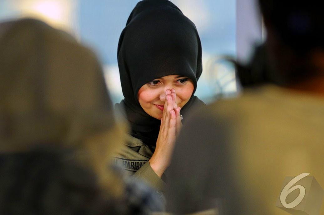 Satpol PP Paling Cantik Nurul Habibah