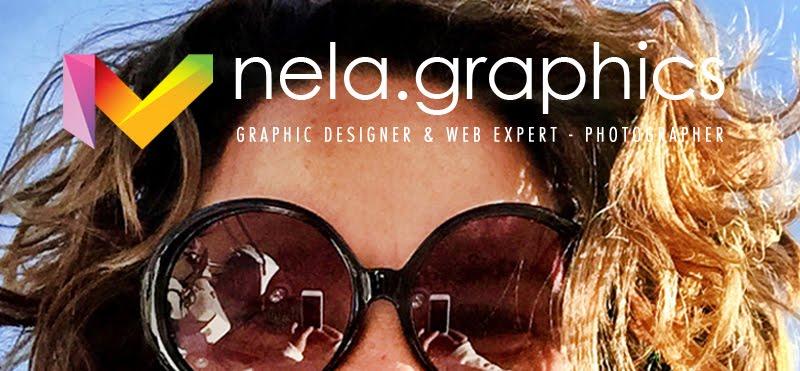 nela conde I web expert & graphic designer