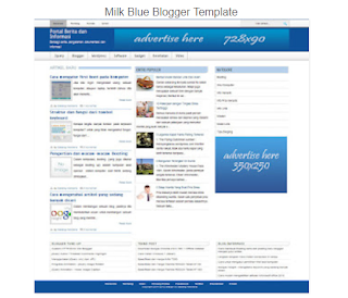 Best Free Full SEO Friendly Blogger Template 2012