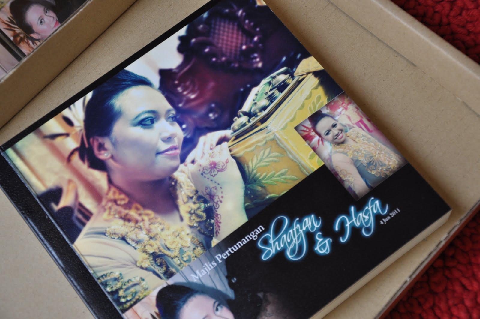 CONTOH PHOTOBOOK ALBUM - SIZE 8'IN X 8'IN