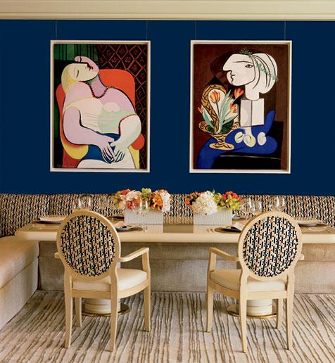 New Home Designs Latest October 2011: New Home Interior Design: Steve Wynn