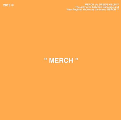 Sponsor: MERCH