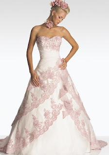 Vestidos de noivas coloridos 06