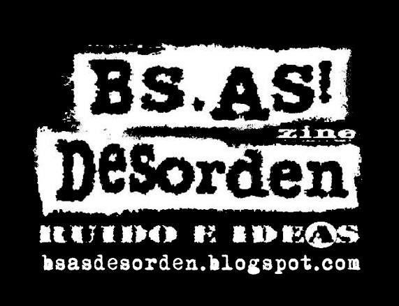 BS AS DESORDEN