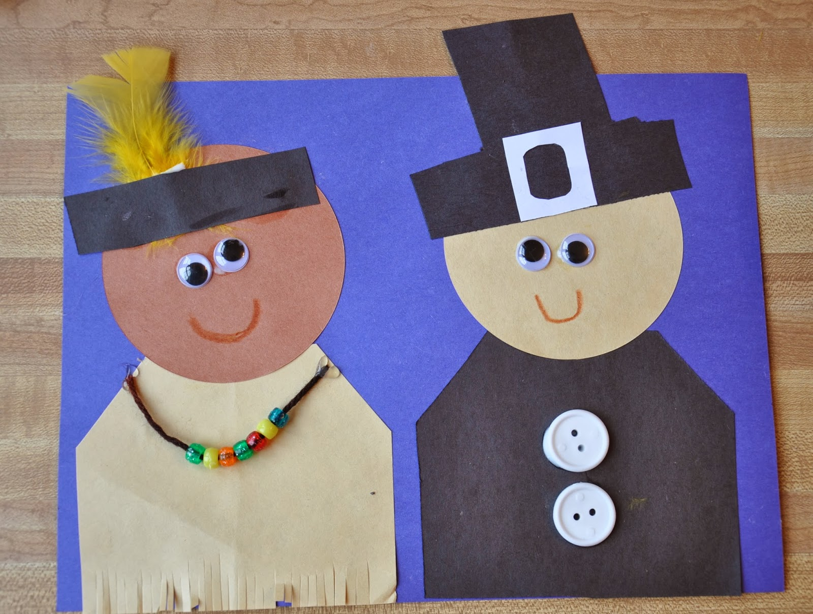 pretty purplexing november preschool crafts