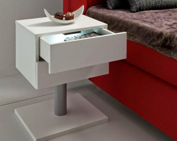 Comkids Room Tv Stand : Modern Bedside Table : Contemporary Bedside Table