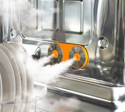 Lave vaisselle vapeur