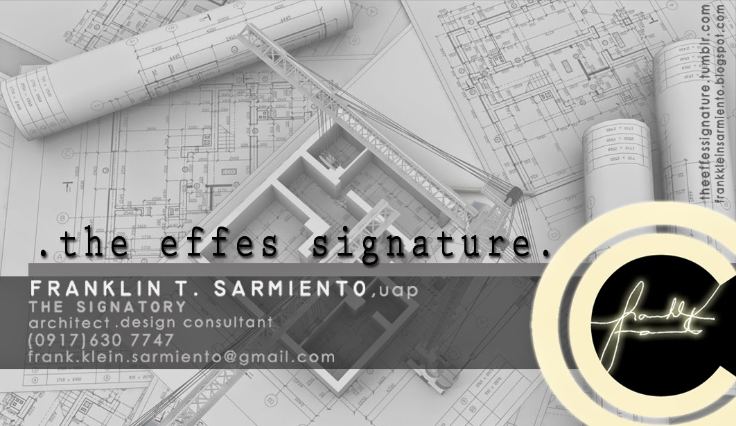 the effes signature: July 2014