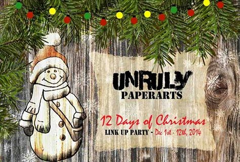 Unruly PaperArts Link Up Party