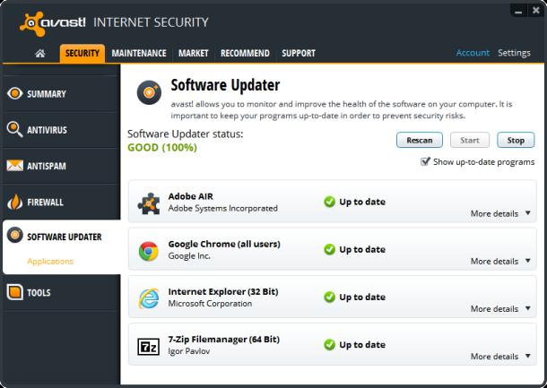 Free Download Avast Free Antivirus 9.0.2013 Update Terbaru 2014
