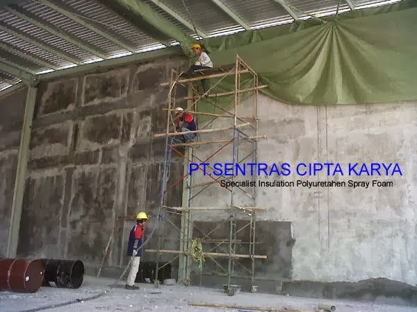 Aplikator Spray Polyurethane Foam