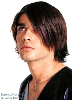 Long Hairstyles for Men - Celebrity Hairstyle Ideas