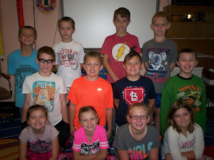Mrs. Lowder's class