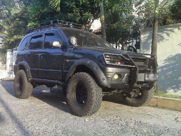 gambar modifikasi mobil taruna