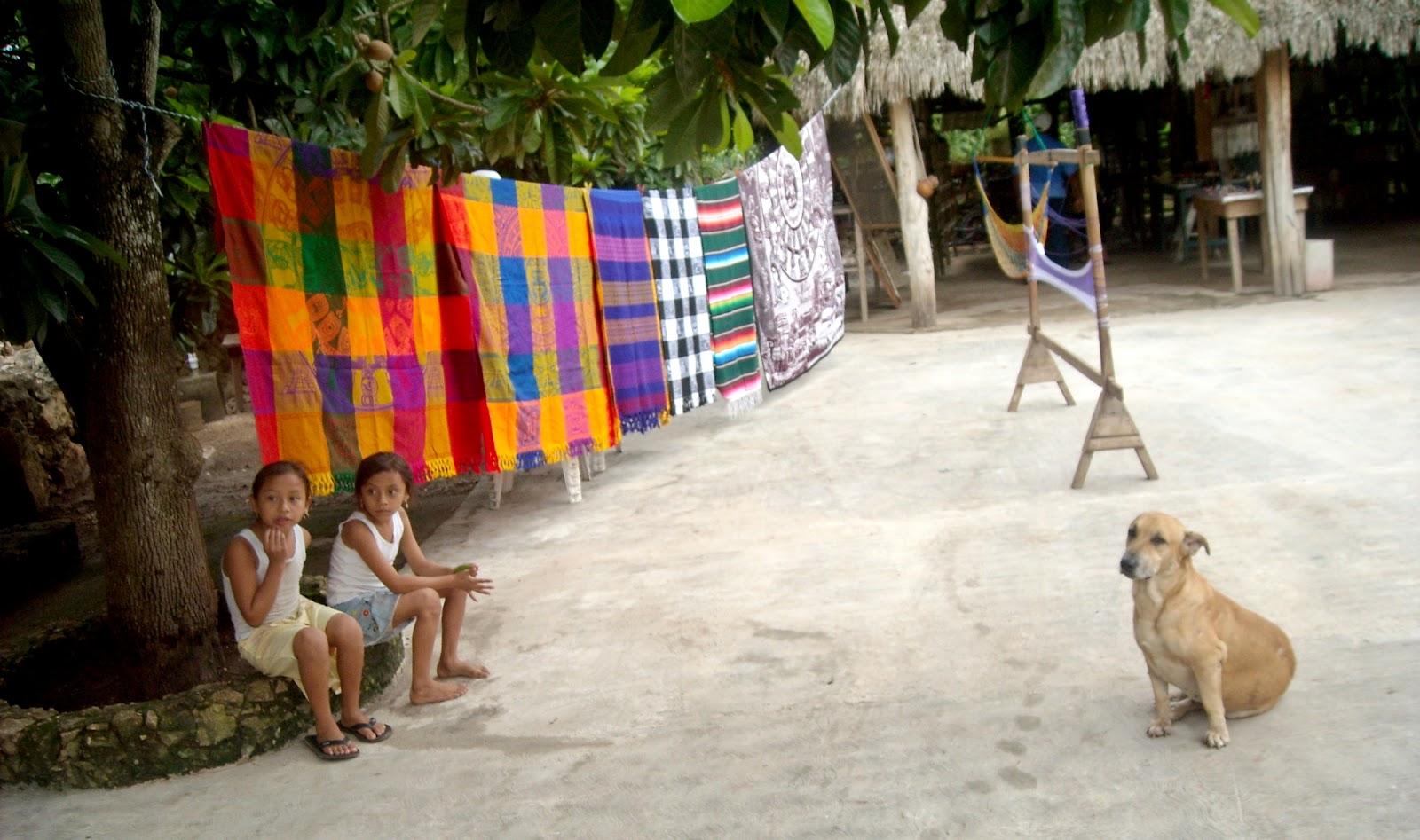 pueblo maya mexico excursion viaje