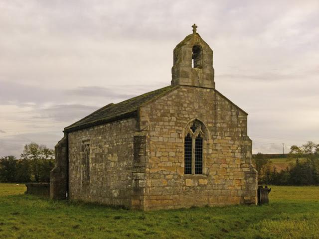 Lead Church, belfry, North Yorkshire