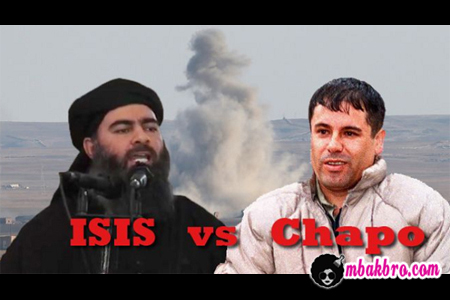 El Chapo vs ISIS