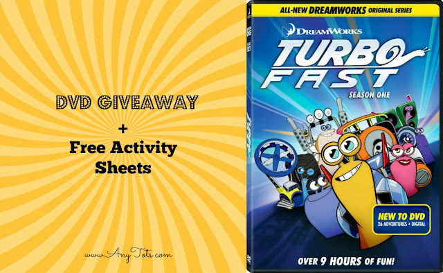 Turbo Fast Dvd giveaway