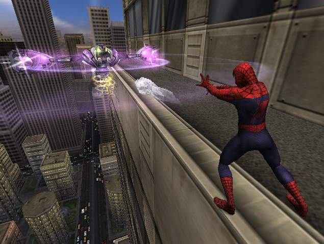 www free spiderman games