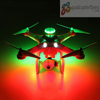 CX-22 Quadcopter With LED lights