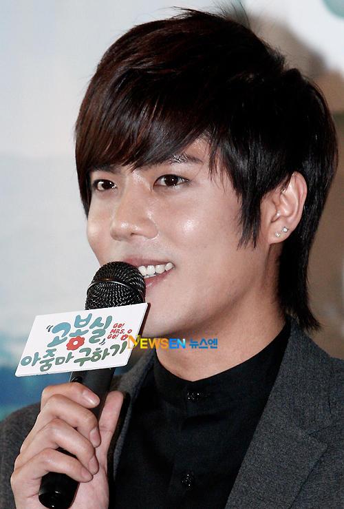 """[DRAMA] 23/08/2011 - Kim KyuJong @ """"Saving Mrs. Go BongShil"""" 17"""