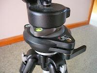 Camera - Photo of my leveling device