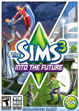 The Sims 3 Into The Future Game