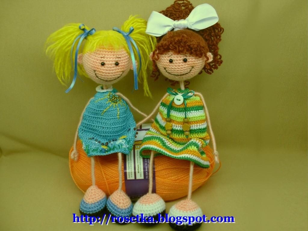Гномики куклы