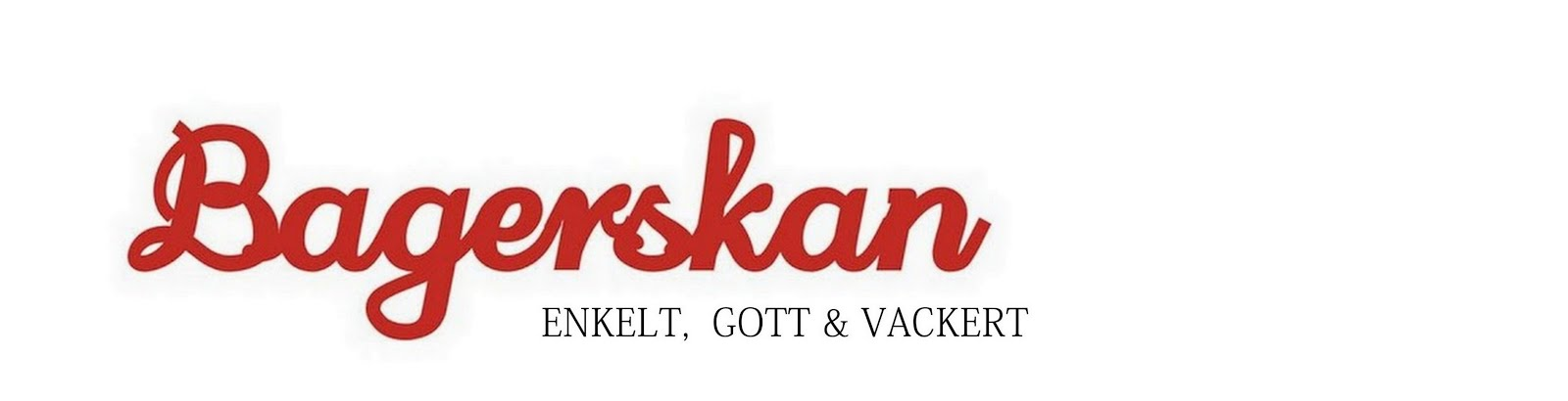 Bagerskan