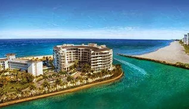 1000 OCEAN condos in Boca Resort Beach Club area-spectacular condos and views