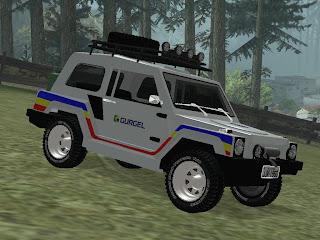 Gurgel GTA SA