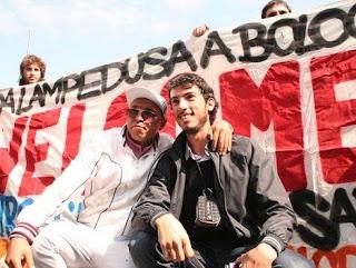 Tunisiens à Ventimille