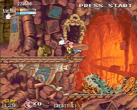 Demon Front arcade videojuego descargar gratis