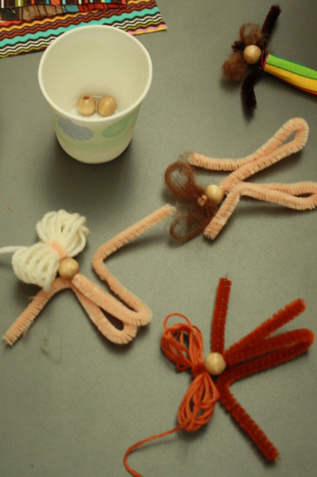 how to make your own mini doll set