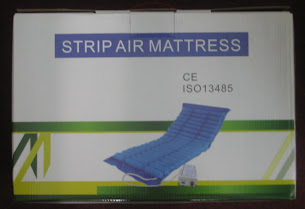 Ripple mattress tube type preventing bedsore
