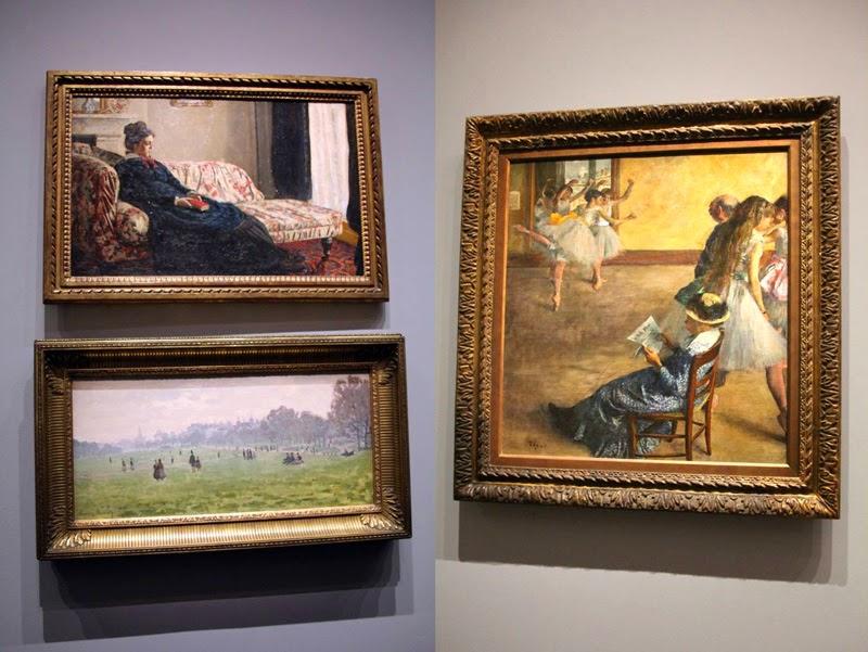 Monet et Degas
