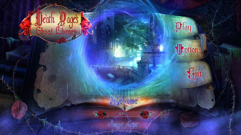 Death Pages: Ghost Library Collector's Edition Kingdoms free download