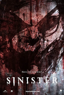 Poster Of Free Download Sinister 2012 300MB Full Movie Hindi Dubbed 720P Bluray HD HEVC Small Size Pc Movie Only At pueblosabandonados.com